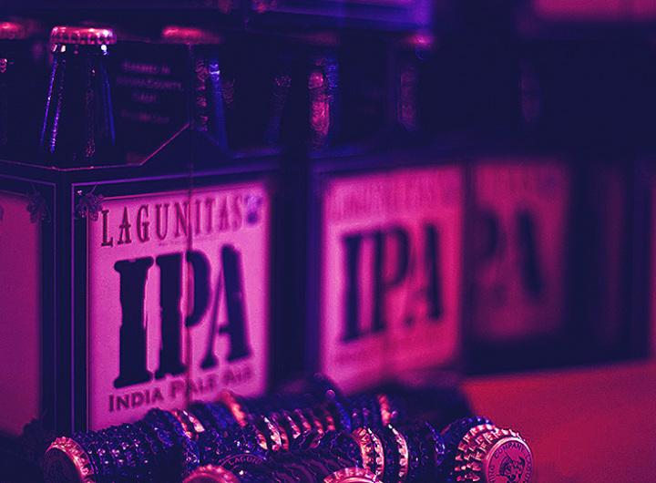 Lagunitas Tap Attack