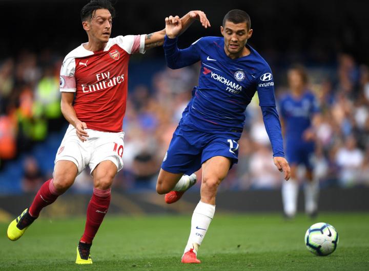 Europa League Final: Chelsea v Arsenal