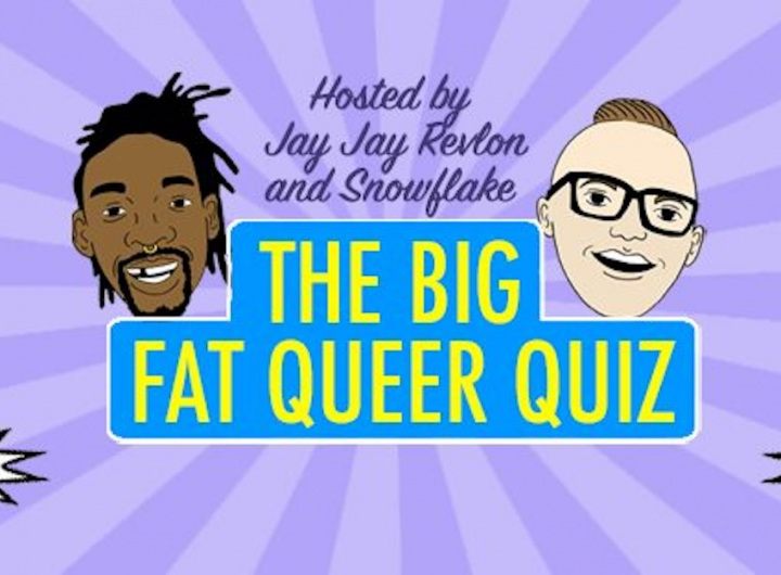 The Big Fat Queer Quiz Halloween Special