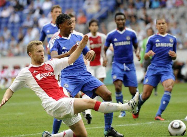 Ajax V Chelsea