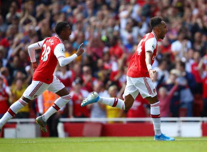 Arsenal v Vitoria SC