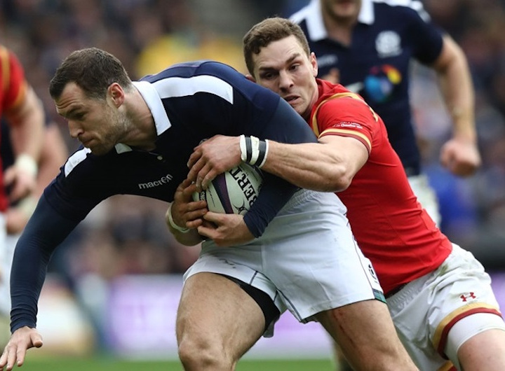 Six Nations: Wales v Scotland