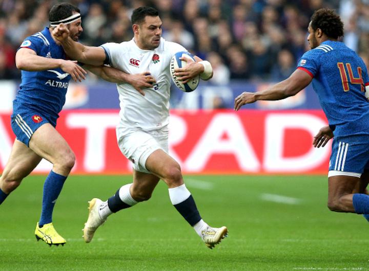 Six Nations: England v France