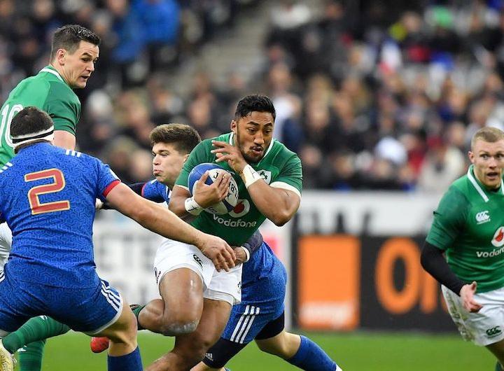 Six Nations: France v Ireland