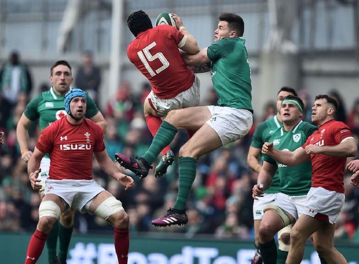 Six Nations: Ireland v Wales