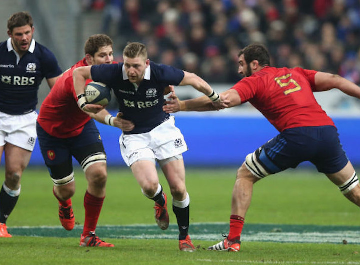 Six Nations: Scotland v France