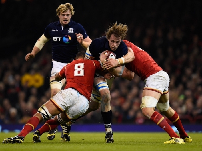 Six Nations: Wales v Scotland
