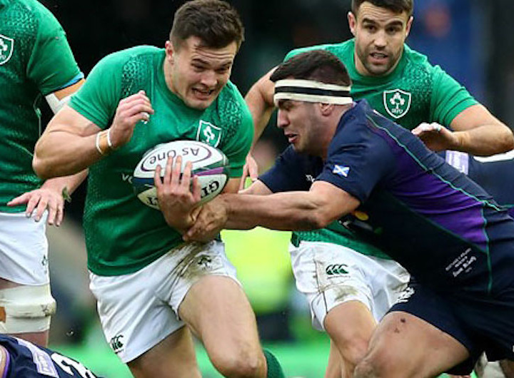 Six Nations: Ireland v Scotland