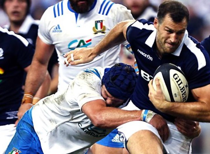 Six Nations: Italy v Scotland