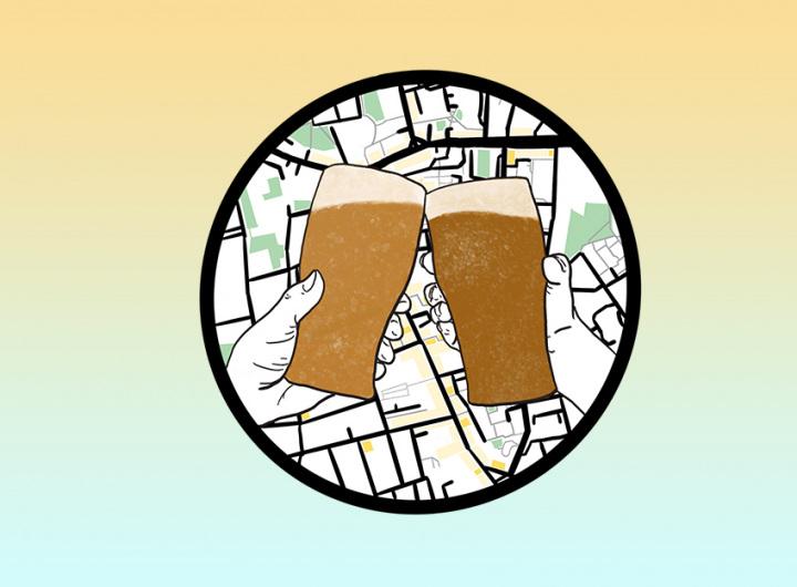 The Great Peckham Pub Crawl