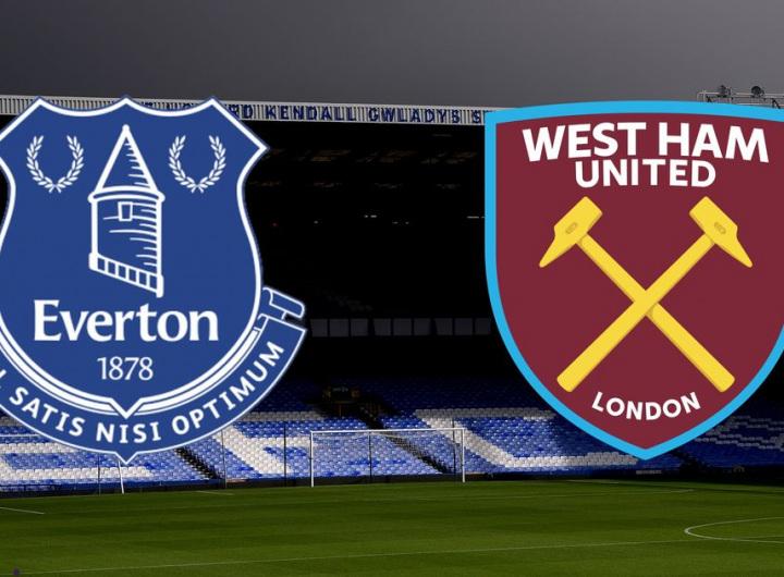Everton vs West Ham